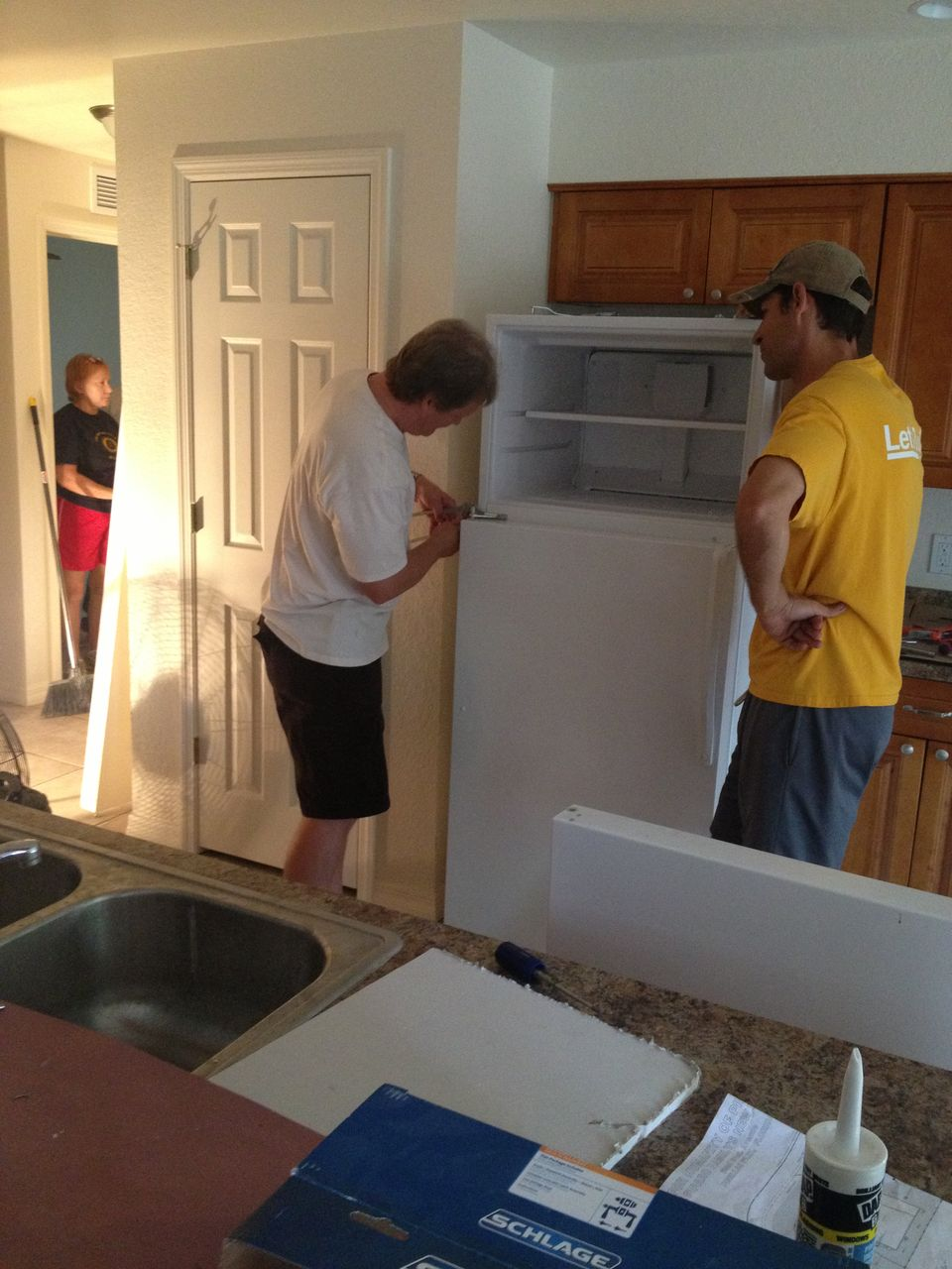 Rotary Club Habitat For Humanity Project
